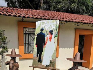 La boda de Julio César  y Deyssi 3