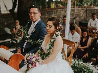 La boda de Imelda y Alberto
