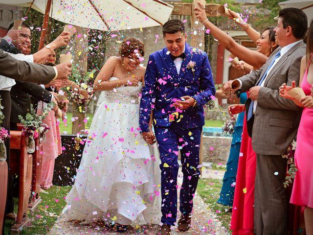 La boda de Edna y Omar