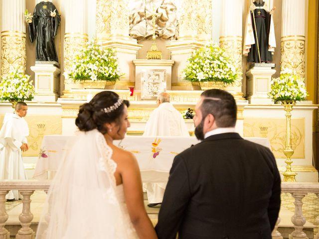 La boda de Lizeth y Zaid