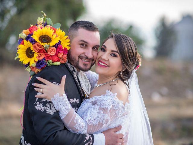La boda de Mercedes y Damian