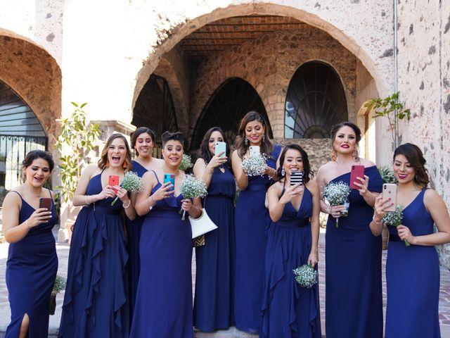 La boda de Alan y Ana en Guanajuato, Guanajuato 9