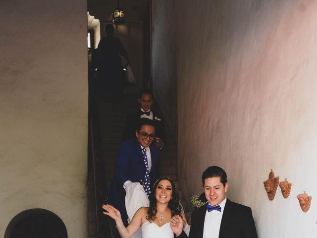 La boda de Alan y Ana en Guanajuato, Guanajuato 10