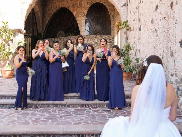 La boda de Alan y Ana en Guanajuato, Guanajuato 11