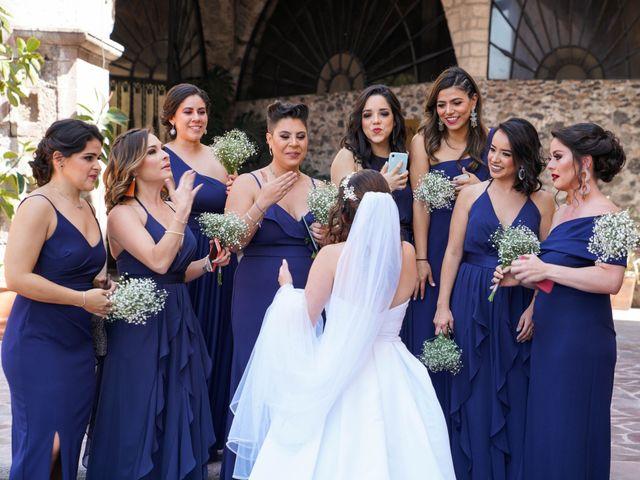 La boda de Alan y Ana en Guanajuato, Guanajuato 12