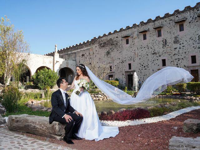 La boda de Alan y Ana en Guanajuato, Guanajuato 31