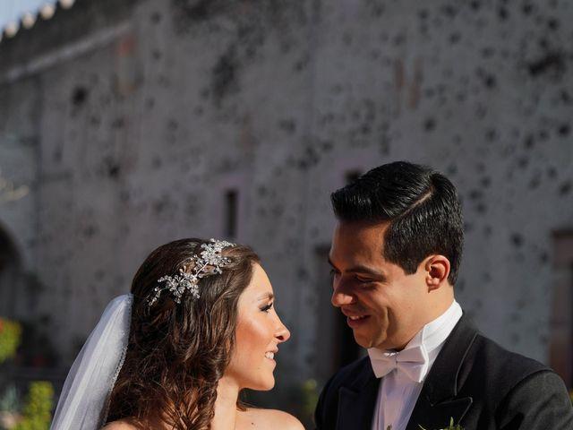 La boda de Alan y Ana en Guanajuato, Guanajuato 33