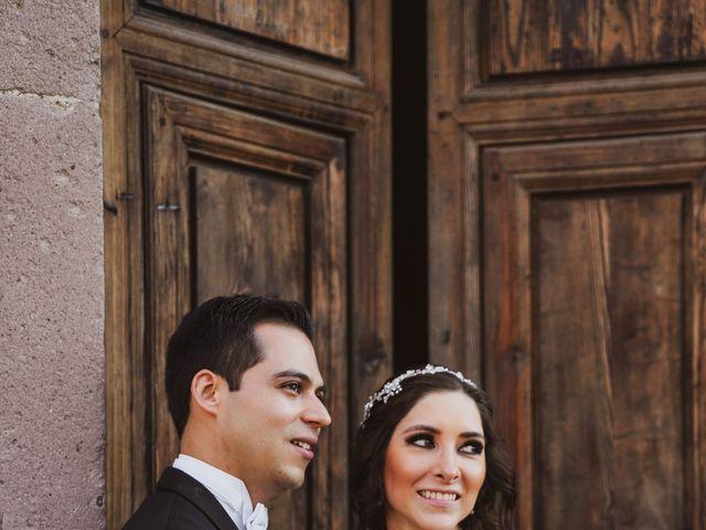 La boda de Alan y Ana en Guanajuato, Guanajuato 35