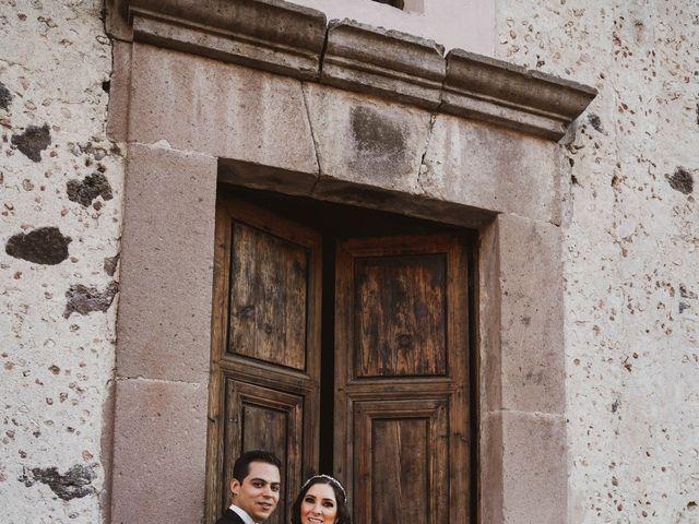 La boda de Alan y Ana en Guanajuato, Guanajuato 36