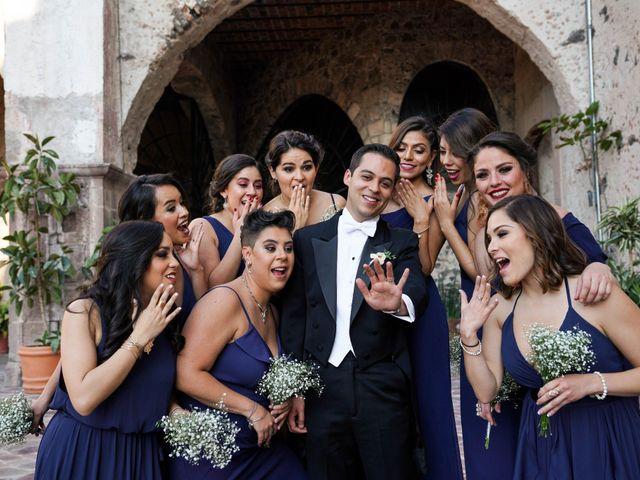 La boda de Alan y Ana en Guanajuato, Guanajuato 37