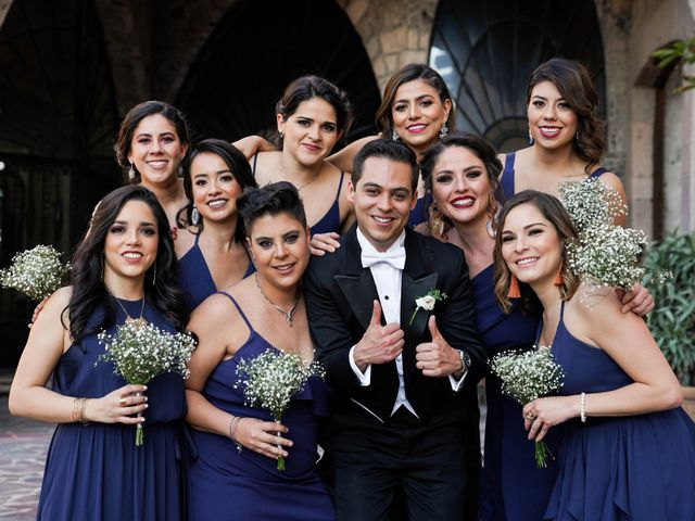 La boda de Alan y Ana en Guanajuato, Guanajuato 38