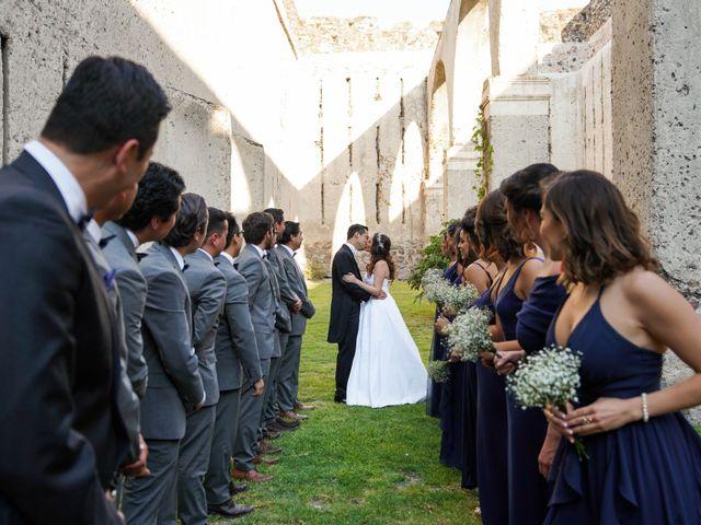 La boda de Alan y Ana en Guanajuato, Guanajuato 39