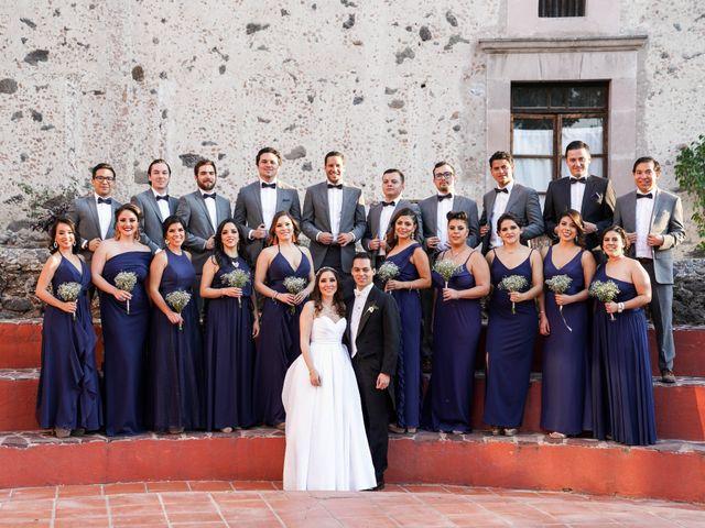La boda de Alan y Ana en Guanajuato, Guanajuato 41