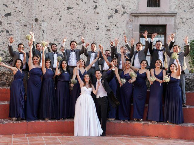 La boda de Alan y Ana en Guanajuato, Guanajuato 42