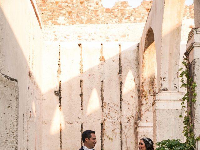 La boda de Alan y Ana en Guanajuato, Guanajuato 47