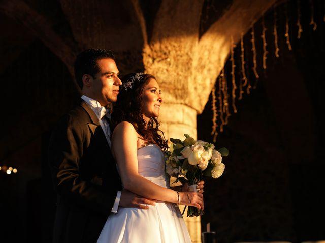 La boda de Alan y Ana en Guanajuato, Guanajuato 50