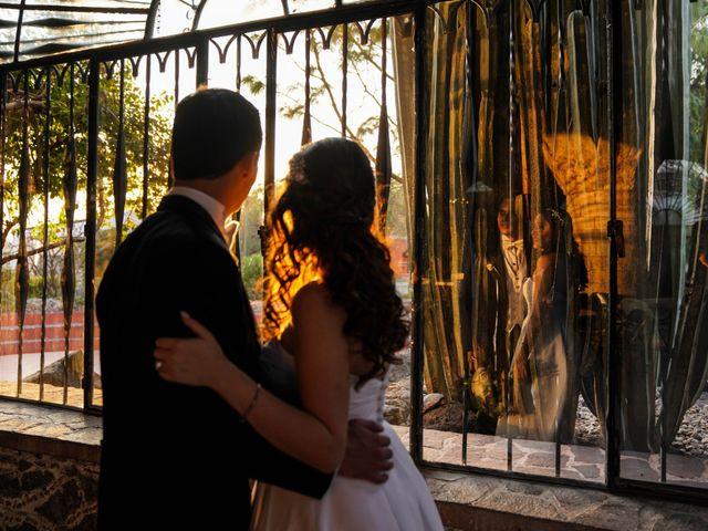 La boda de Alan y Ana en Guanajuato, Guanajuato 53