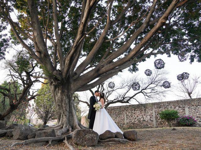 La boda de Alan y Ana en Guanajuato, Guanajuato 56