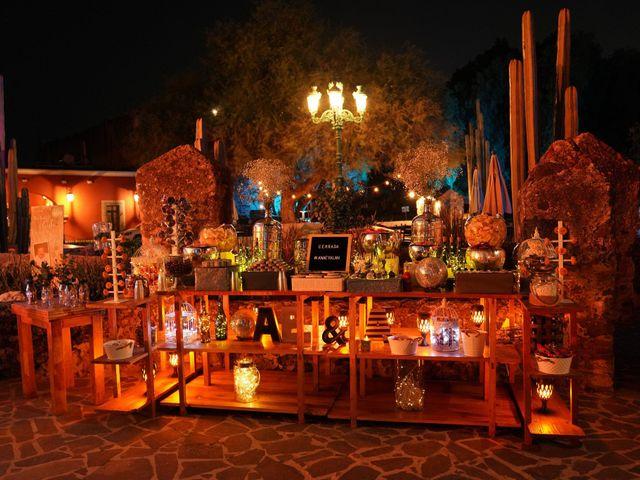 La boda de Alan y Ana en Guanajuato, Guanajuato 59