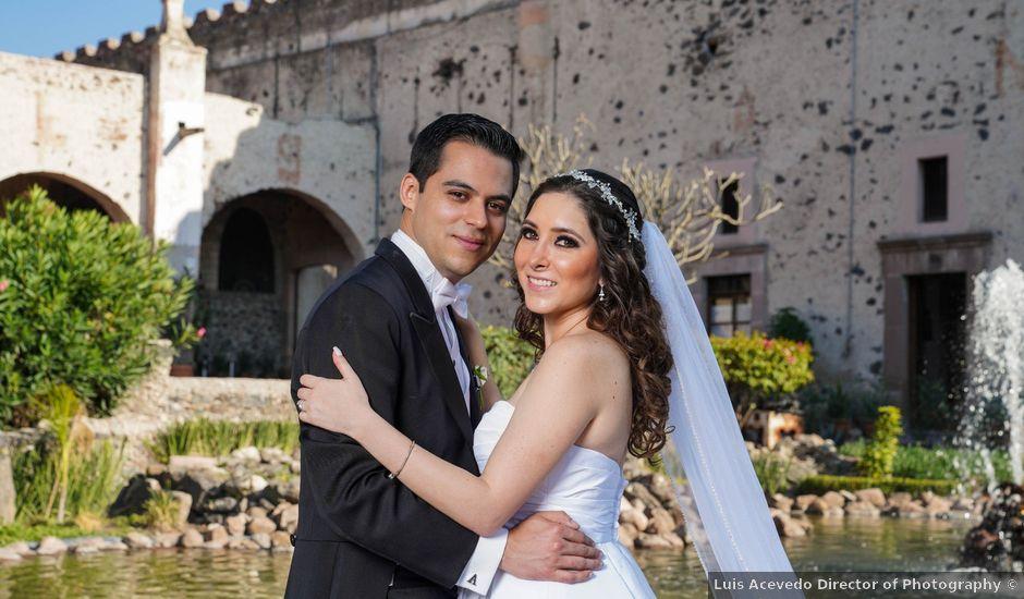 La boda de Alan y Ana en Guanajuato, Guanajuato