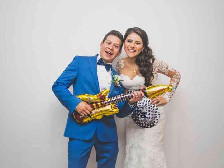 La boda de Elisama y Eduardo
