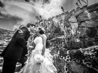 La boda de Erica y Demetrio 1