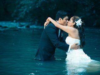 La boda de Erica y Demetrio 3