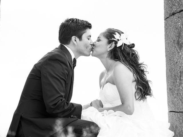 La boda de Erica y Demetrio
