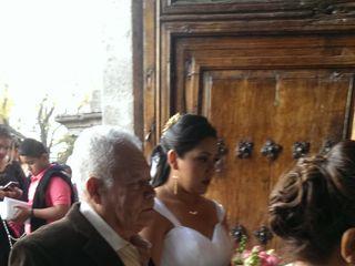 La boda de Karen y Víctor 1