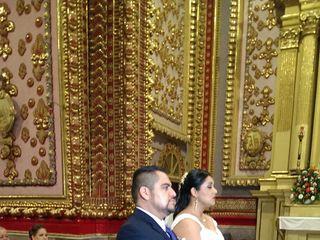 La boda de Karen y Víctor 2