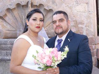 La boda de Karen y Víctor