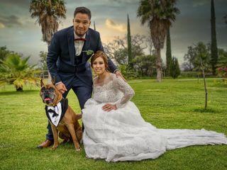 La boda de Jess y Alexis