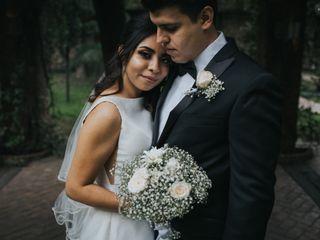 La boda de Ninfa y Andres