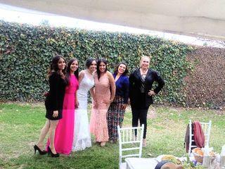 La boda de Jeniffer   y Jorge Alberto   1