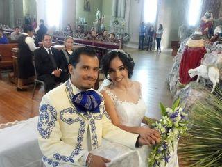 La boda de Jeniffer   y Jorge Alberto