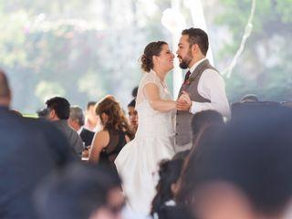 La boda de Vicky y Daniel 3