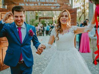 La boda de Nidia y Mario