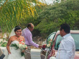 La boda de Karina y Julián 2