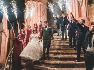La boda de Fabiola y Franc