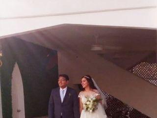 La boda de Yara y Isaac 2