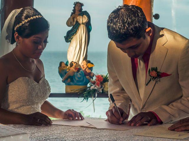 La boda de Karina y Julián