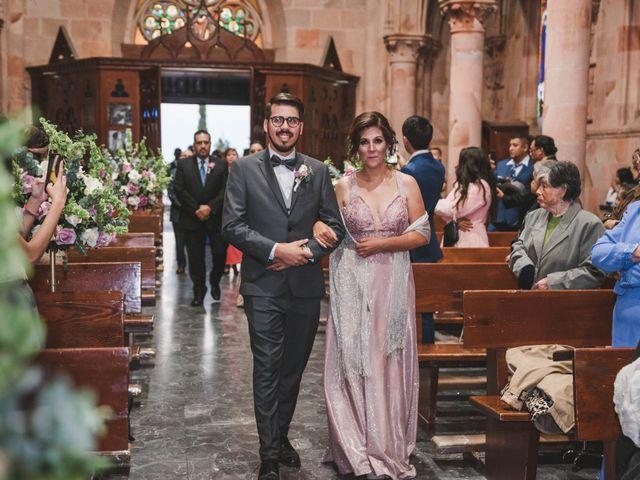La boda de Franc y Fabiola en Zacatecas, Zacatecas 10