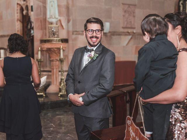 La boda de Franc y Fabiola en Zacatecas, Zacatecas 12