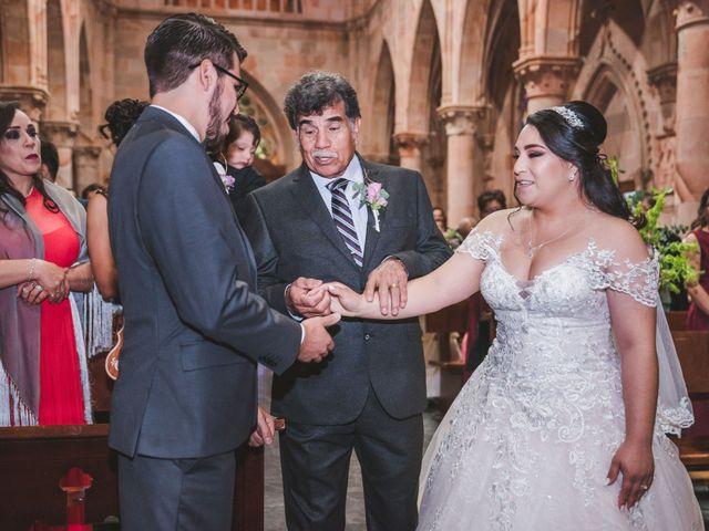 La boda de Franc y Fabiola en Zacatecas, Zacatecas 13