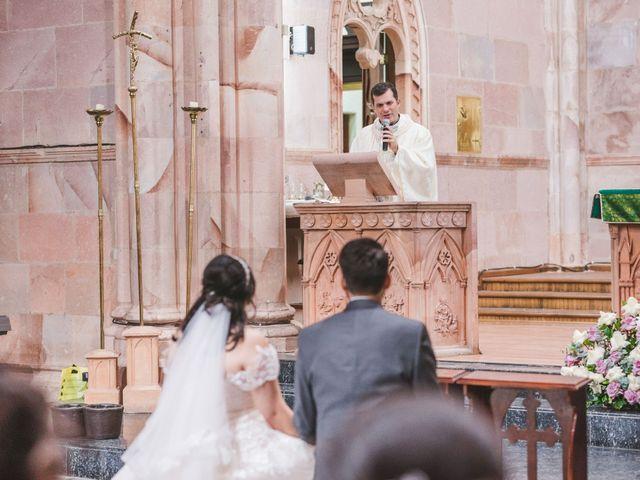 La boda de Franc y Fabiola en Zacatecas, Zacatecas 14