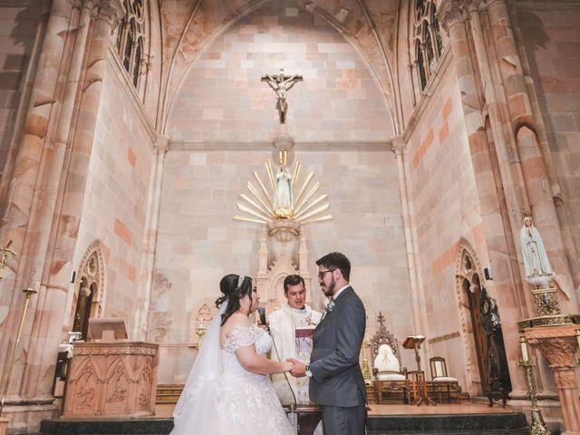 La boda de Franc y Fabiola en Zacatecas, Zacatecas 15