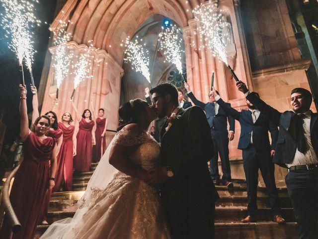 La boda de Franc y Fabiola en Zacatecas, Zacatecas 18