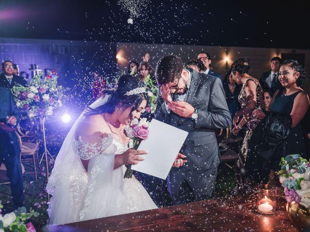 La boda de Franc y Fabiola en Zacatecas, Zacatecas 20