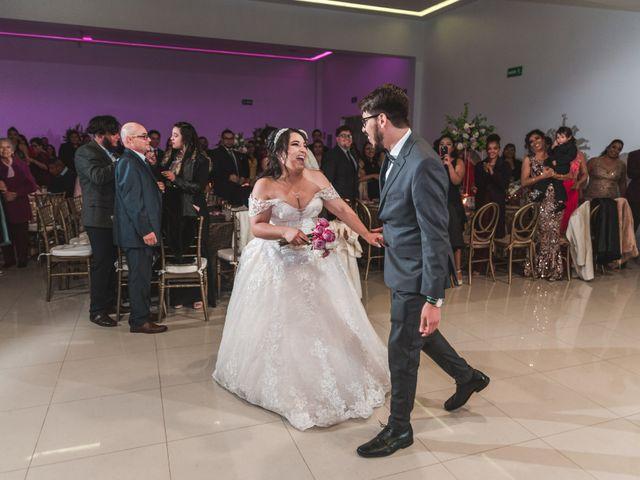 La boda de Franc y Fabiola en Zacatecas, Zacatecas 23