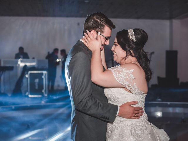 La boda de Franc y Fabiola en Zacatecas, Zacatecas 34